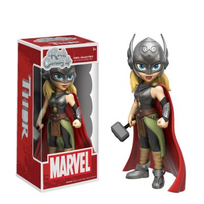 Lady Thor - Rock Candy