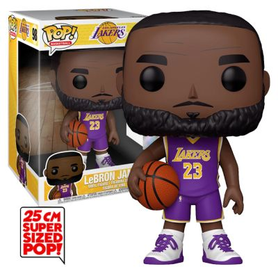 LeBron James LA Lakers 25cm