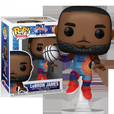 Funko POP LeBron James skákající