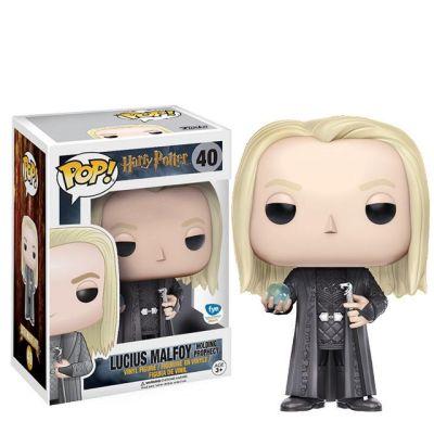 Lucius Malfoy s věštbou