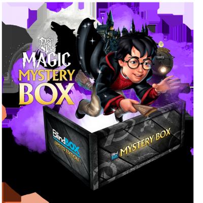 Magic #1 - Mystery Box