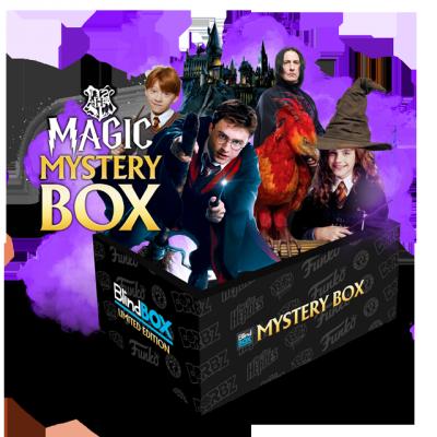 Magic #4 Mystery Box