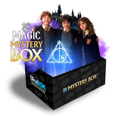Blindbox Magic #5 Mystery Box