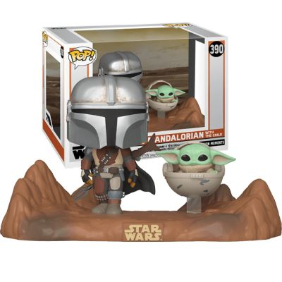 Mandalorian a Baby Yoda - Moments