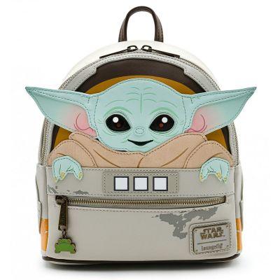 Mandalorian Baby Yoda Mini Batoh