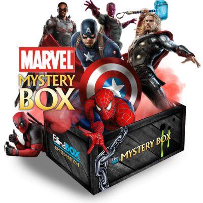 Marvel #10 Mystery Box