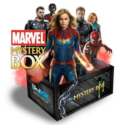 Marvel #11 Mystery Box