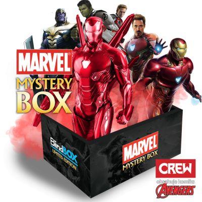 Marvel #12 Mystery Box CREW
