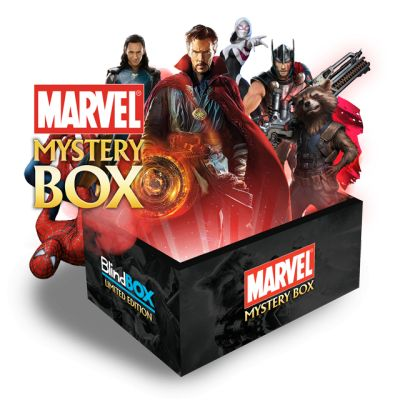 Marvel #13 Mystery Box