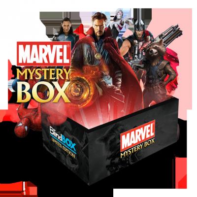 Marvel #13 Mystery Box