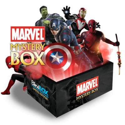 Marvel #16 Mystery Box