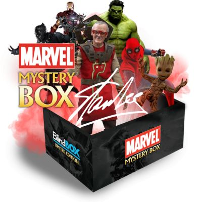 Marvel #25 Mystery Box
