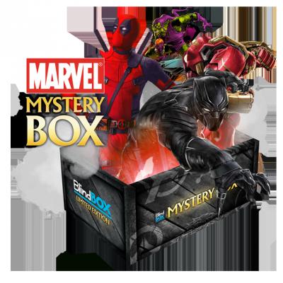 Marvel #3 - Mystery Box
