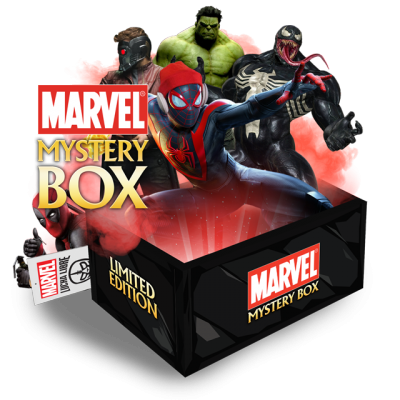 Blindbox Marvel #31 Mystery Box