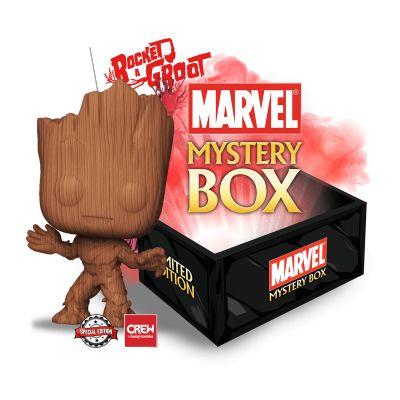Marvel #33 Mystery Box Crew