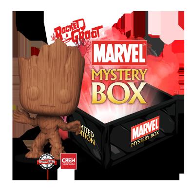 Blindbox Marvel #33 Mystery Box Crew