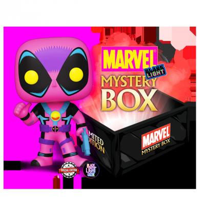 Blindbox Marvel #34 Mystery Box