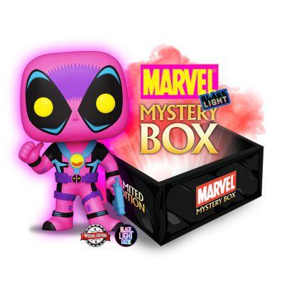 Marvel #34 Mystery Box