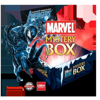 Blindbox Marvel #35 CREW Mystery Box