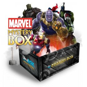 Marvel #4 - Mystery Box