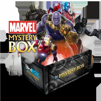 Marvel #4 - Mystery Box