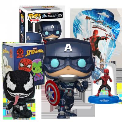 Marvel #6 Balíček