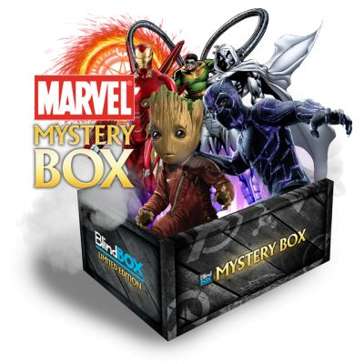Marvel #6 - Mystery Box