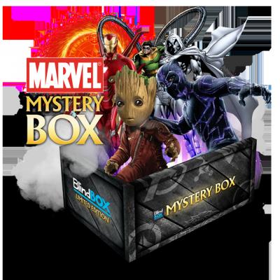 Marvel #6 - Mystery Box