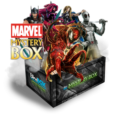 Marvel #7 Mystery Box