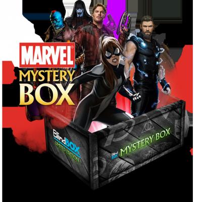 Marvel #8 Mystery Box