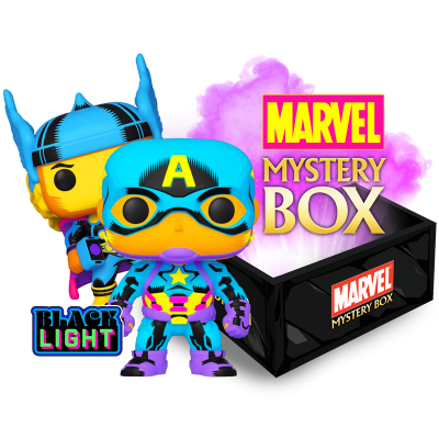 Marvel Blacklight #1 Mystery Box