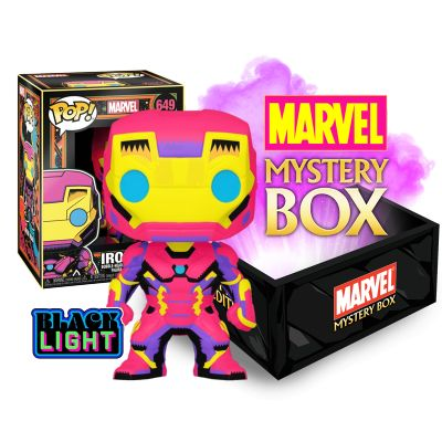 Marvel Blacklight #2 Mystery Box