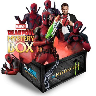 Marvel: Deadpool Mystery Box