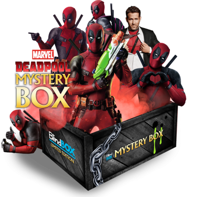 Marvel: Deadpool Mystery Box