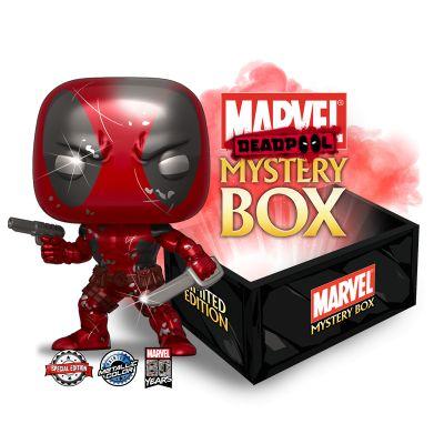 Marvel Deadpool Speciál Mystery Box