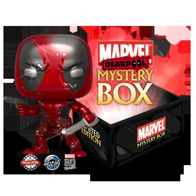 Blindbox Marvel Deadpool Speciál Mystery Box