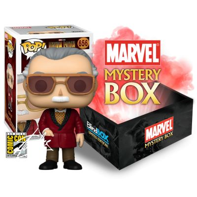 Marvel Stan Lee Speciál Mystery Box