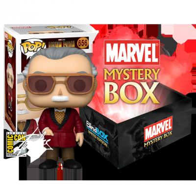 Marvel Stan Lee Speciál Mystery Box