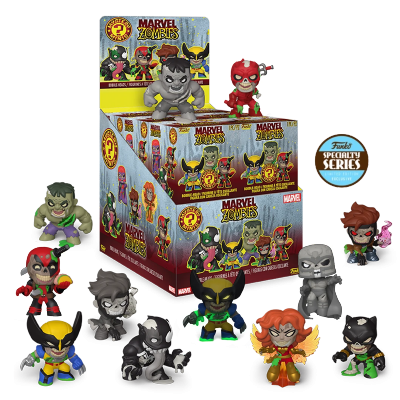 Mystery Minis Marvel Zombies Exclusive - Blindbox