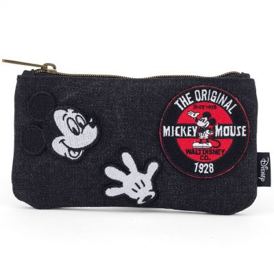 Mickey Black Pouch