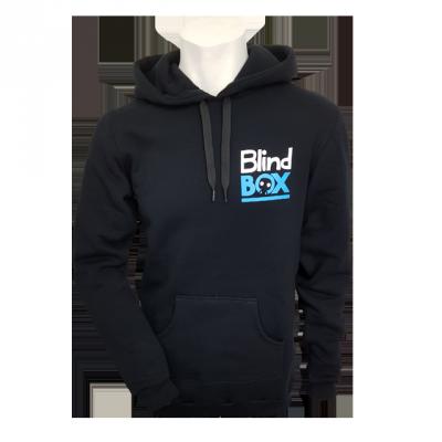 Blindbox Mikina s kapucí Blindbox - malé logo