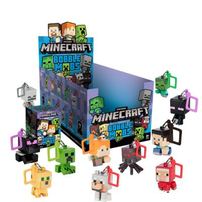 Minecraft keychains - Blindbox