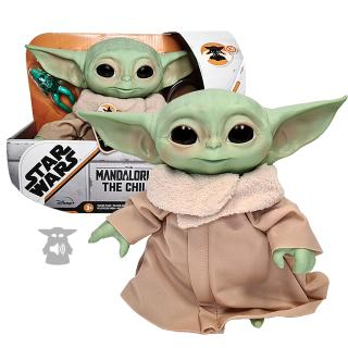 Talking Baby Yoda - Mandalorian
