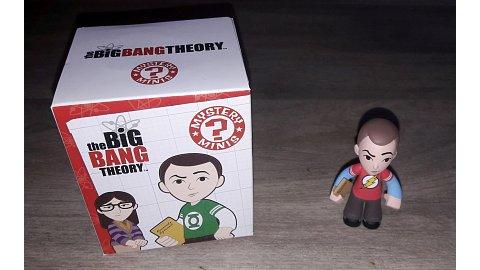 Mystery Mini - Sheldon Cooper Flash Shirt (The Big Bang Theory)