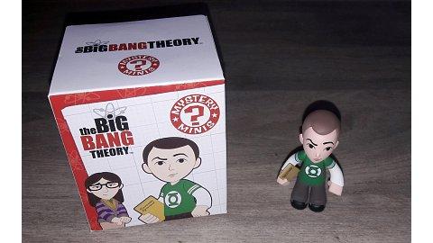 Mystery Mini - Sheldon Green Lantern Shirt (The Big Bang Theory)