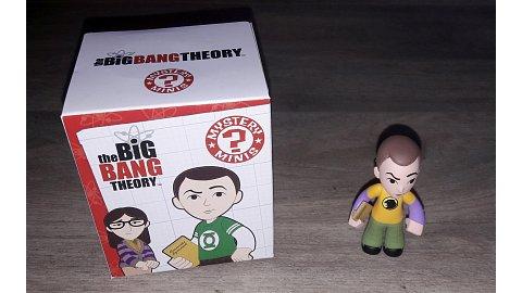 Mystery Mini - Sheldon Cooper Hawkman Shirt (Big Bang Theory)