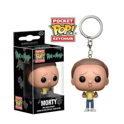 Morty - přívěsek na klíče