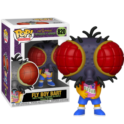 Funko POP Fly Boy Bart
