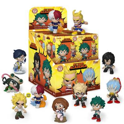 Mystery Minis My Hero Academia Exclusive - Blindbox