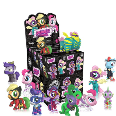Mystery Minis My Little Pony Power Ponies - Blindbox